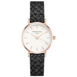 Rosefield The Small Edit White & Black Gold