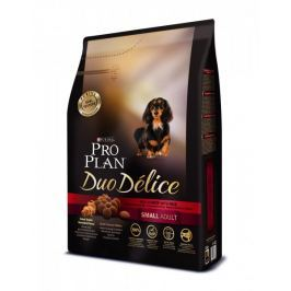 Purina Pro Plan DUO DELICE Small & Mini ADULT hovězí 2,5 kg