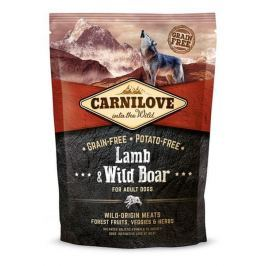 Carnilove Lamb & Wild Boar for Adult 1,5kg