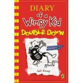 Kinney Jeff: Diary of a Wimpy Kid 11: Double Down