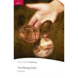 Escott John: Level 1: The Missing Coins Book and CD Pack