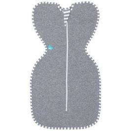 LOVE TO DREAM Swaddle Up Original, 6-8,5 kg - Grey