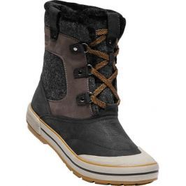 KEEN Elsa Premium Mid Wp W black/golden brown US 7,5 (38 EU)