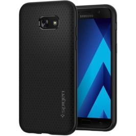 Spigen Liquid Air, black - Galaxy A5 (2017) 573CS21143