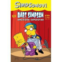 Groening Matt: Simpsonovi - Bart Simpson 8/2014 - Americká superstar