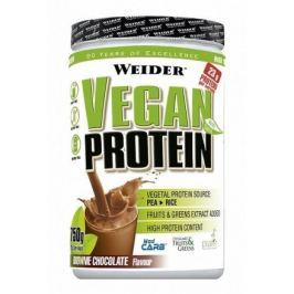 Weider, Vegan Protein, 750g, Brownie Chocolate