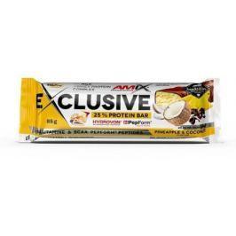 Exclusive protein bar 85g ananas a kokos